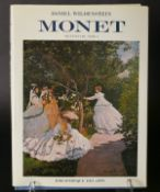 'CLAUDE MONET: Biographie et catalogue raisonn, TOME I-IV: 1899-1926 Peintures', by Daniel