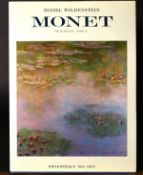 'CLAUDE MONET: Biographie et catalogue raisonne, TOME I-IV: 1899-1926 Peintures', by Daniel