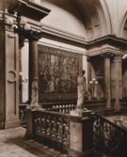 A collection of 19th century architectural photographs and others, photographic prints, various