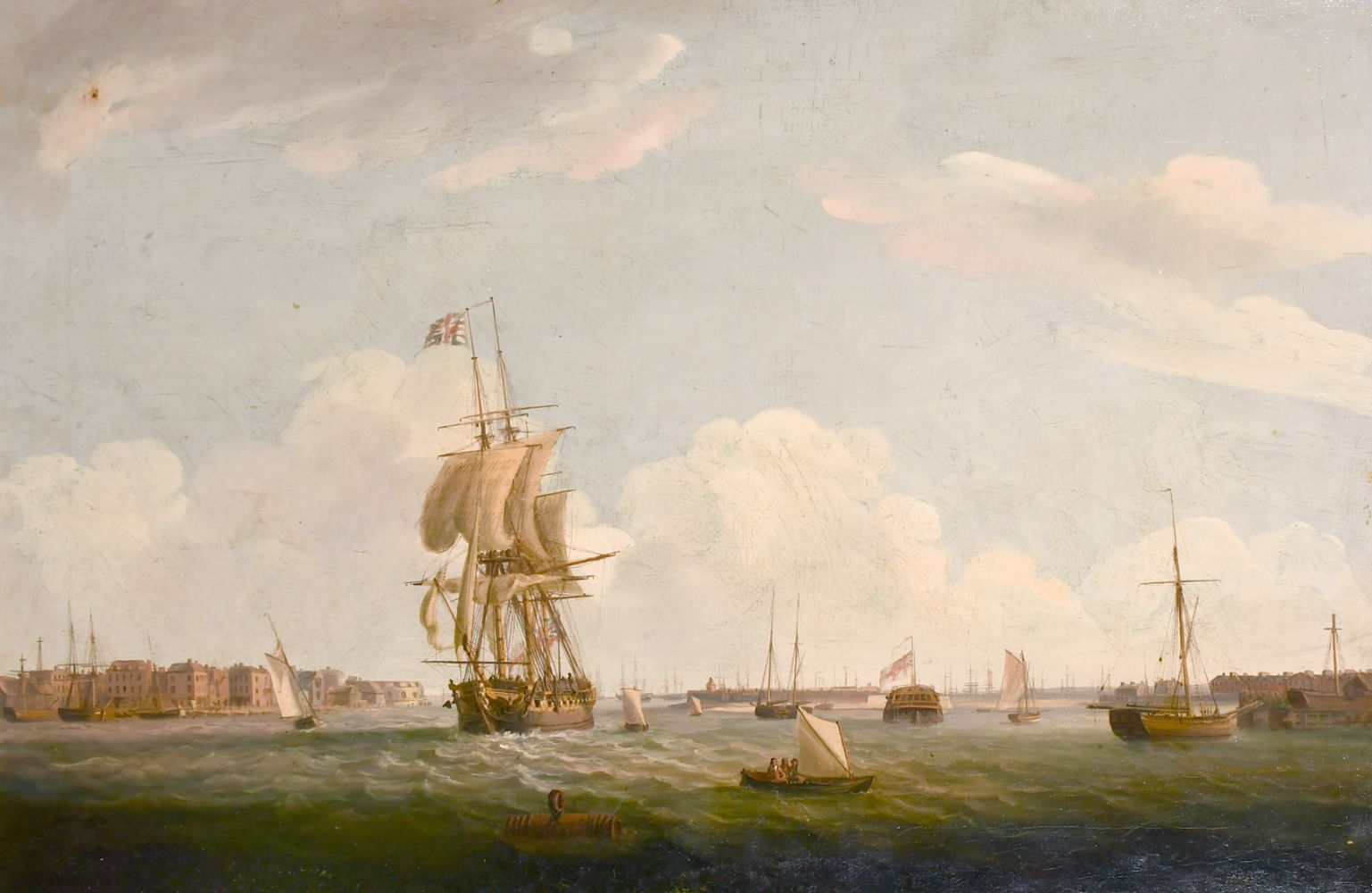 An Auction of Fine Paintings