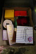 Various perfumes etc.