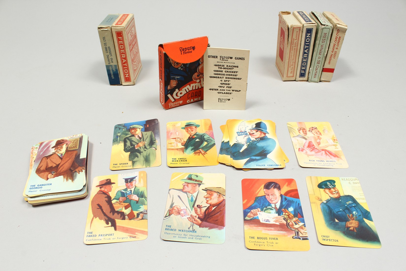 A COLLECTION OF VARIOUS PLAYING CARDS. - Image 13 of 16
