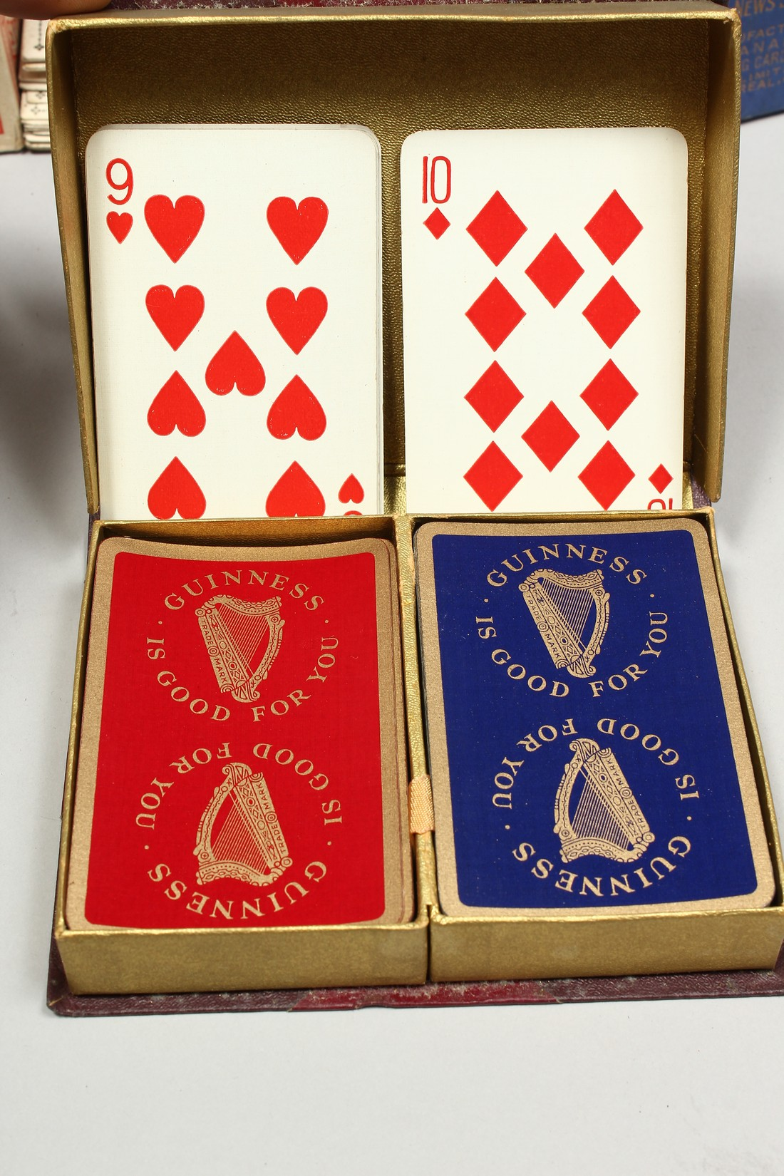 A COLLECTION OF VARIOUS PLAYING CARDS. - Image 8 of 16