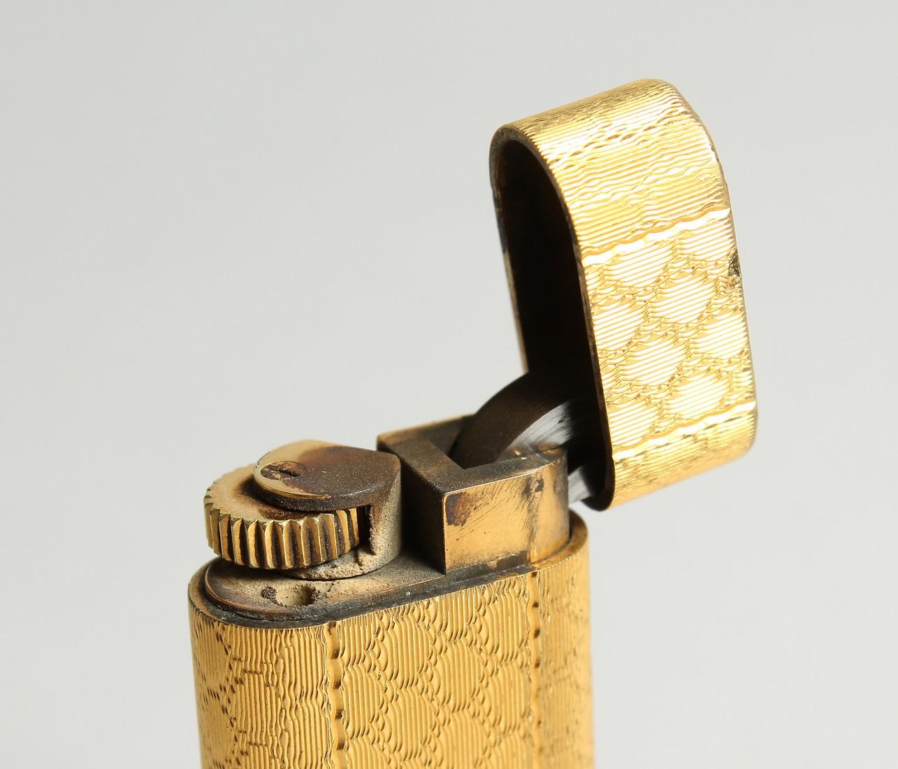 A GOOD CARTIER LIGHTER in original box. - Image 7 of 9
