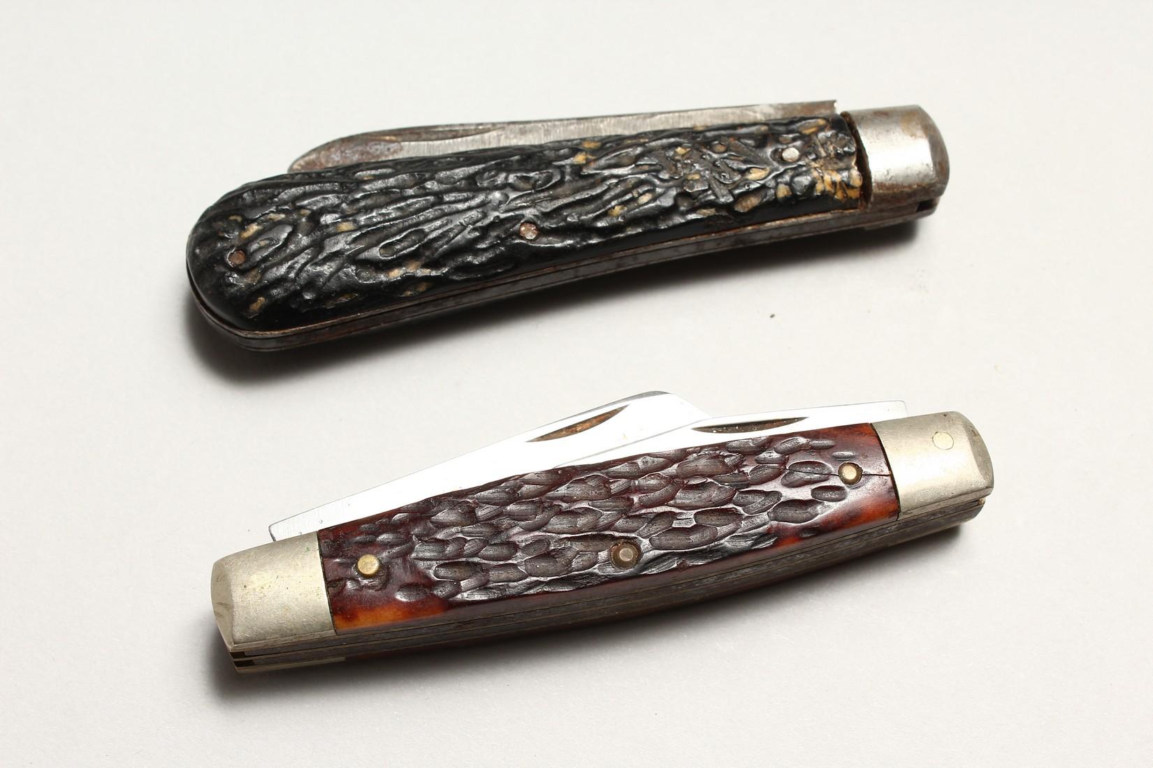 TWO SHEFFIELD WOSTERHOLM PEN KNIVES - Image 2 of 5