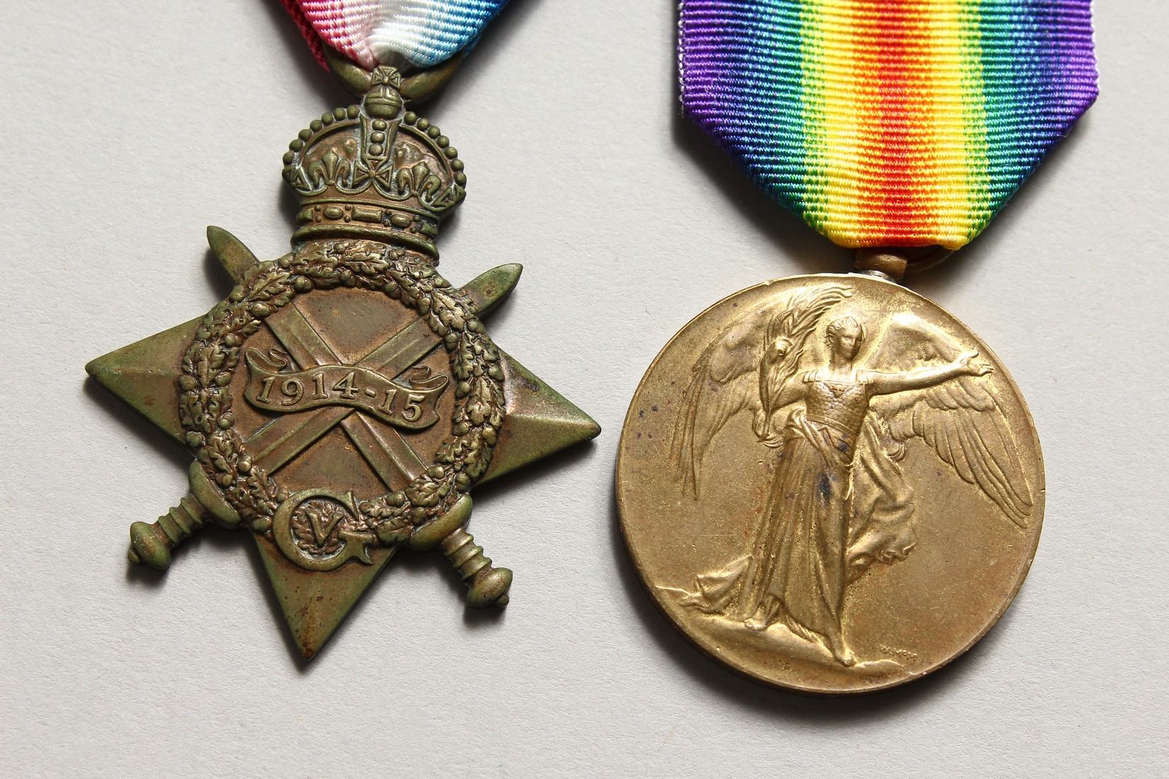 THE MEDALS OF ERNEST SELLINGS, 19 LONDON REG. 3454 610808. - Image 2 of 7