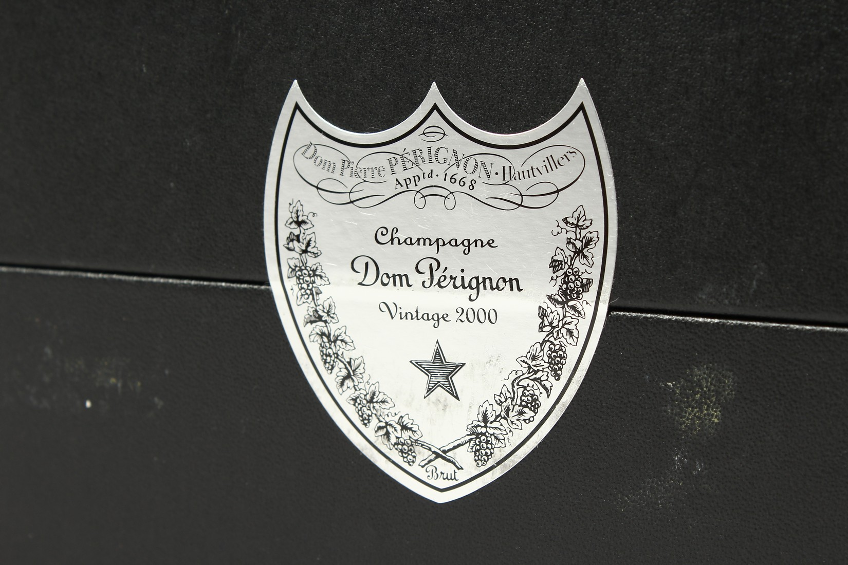 A BOTTLE OF 2000 DOM PERIGNON in an unopened box. - Image 2 of 2