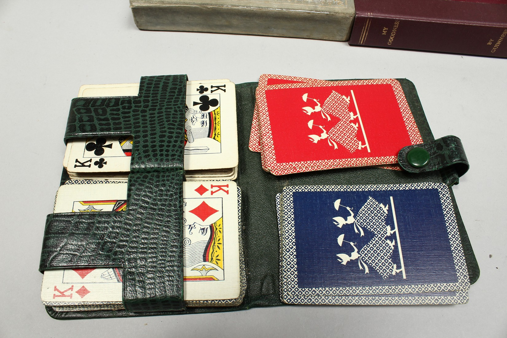A COLLECTION OF VARIOUS PLAYING CARDS. - Image 3 of 16