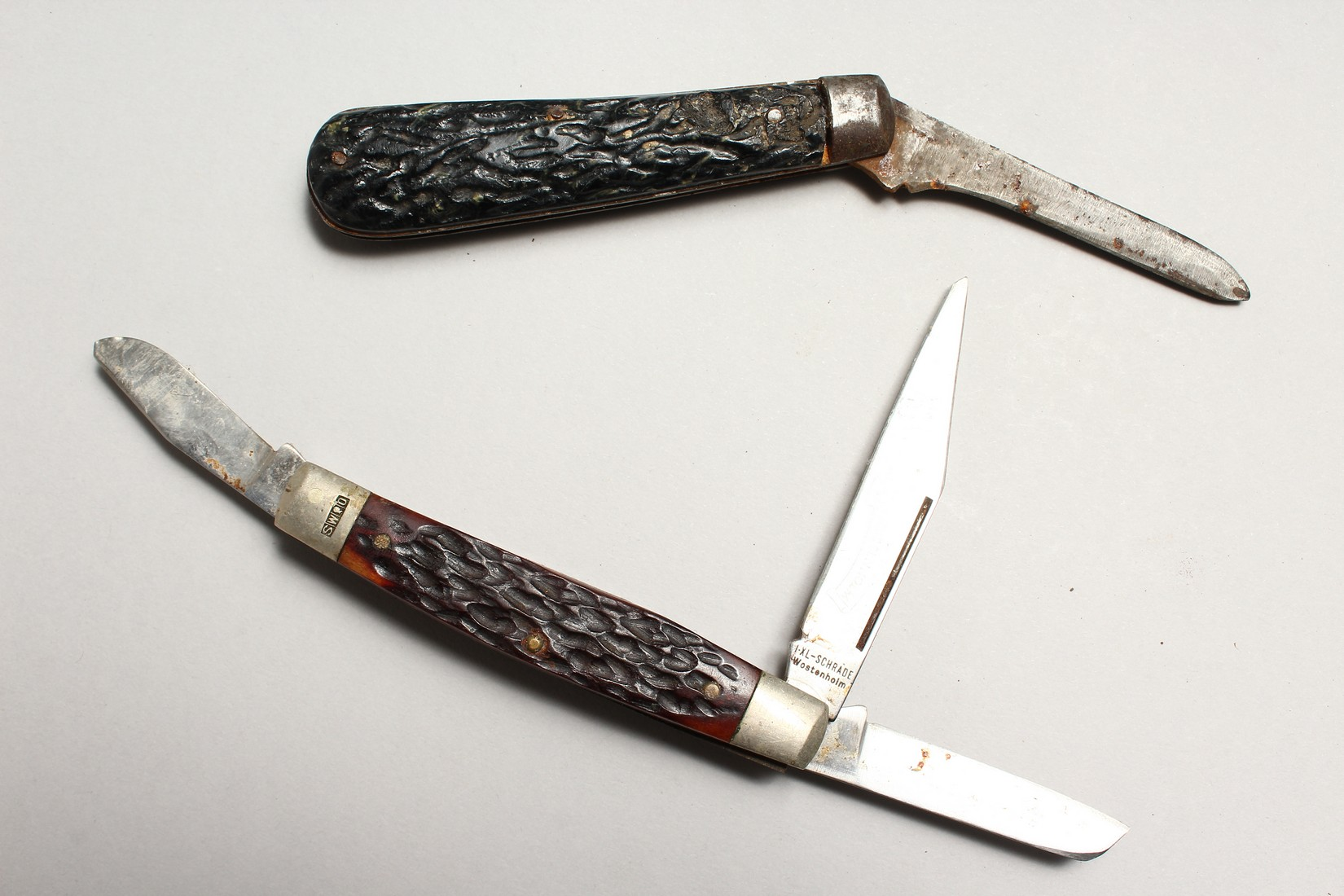 TWO SHEFFIELD WOSTERHOLM PEN KNIVES - Image 3 of 5