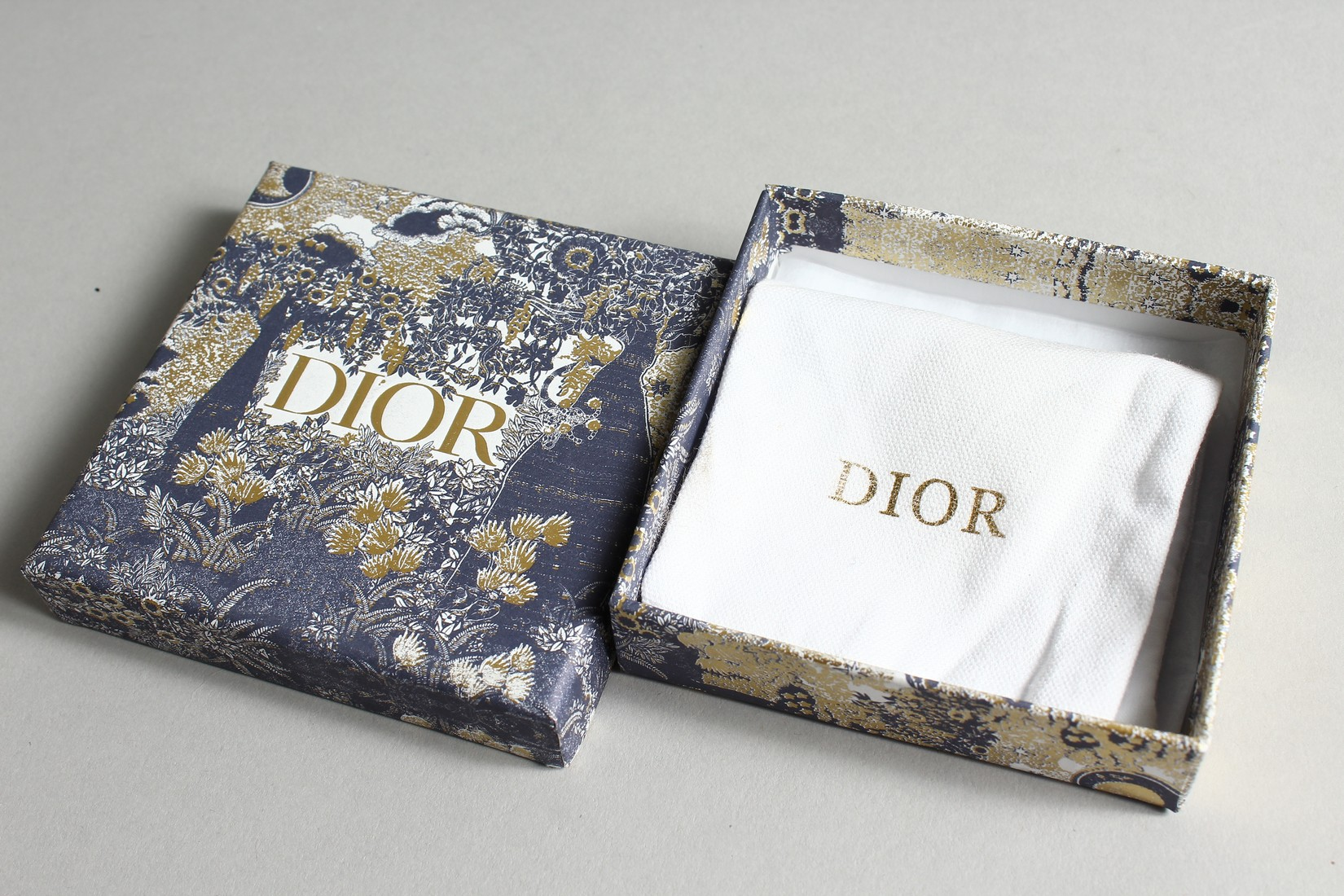 A DIOR JADIOR ELEPHANT BROOCH in a Dior bag and box. - Image 5 of 5
