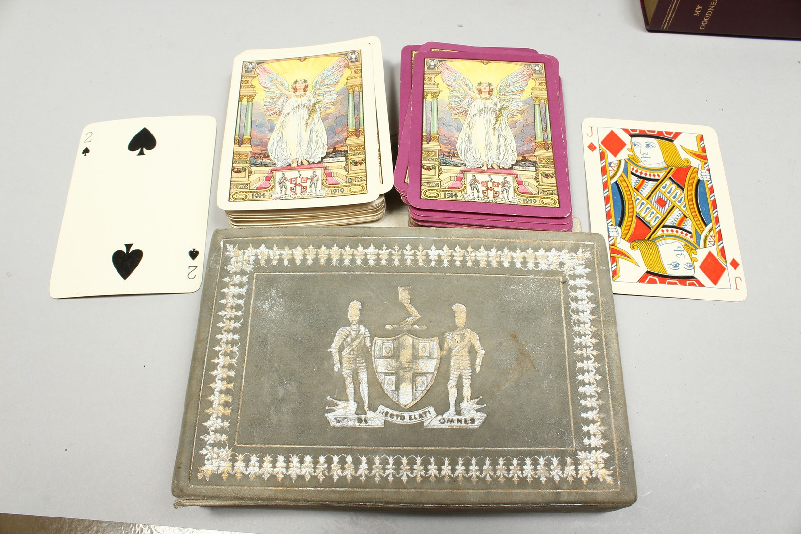 A COLLECTION OF VARIOUS PLAYING CARDS. - Image 4 of 16