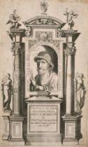 After MichelAngelo, A collection of 17th century prints, 'Nuovaet Ultima Aggivanta Delle Porte D'