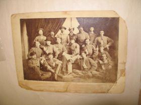 [AMERICANA / CONFEDERATE] a collection of Confederate era photos / portraits, including: a fine