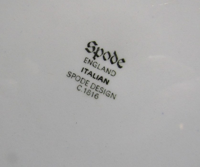 Selection of mainly blue and white ceramics inc Spode - Image 3 of 3