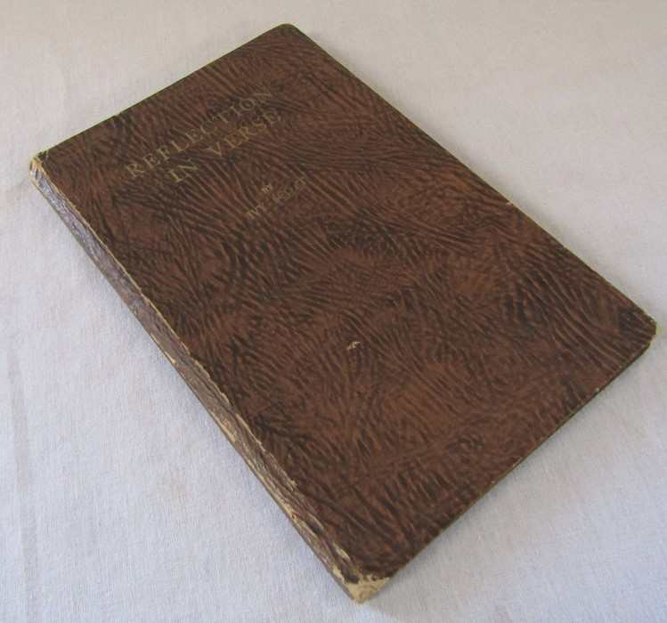 Reflections in Verse by Ivy Scott (188601947) signed by the author, published by Arthur H - Image 4 of 5