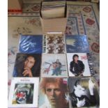 68 albums / LPs including Joni Mitchell, The Smiths, Bob Dylan, The Rolling Stones, David Bowie,