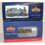 Bachmann Branch-Line boxed OO gauge 32-216 Class 57 XX 8732 locomotive BR Black Late Crest & 31-