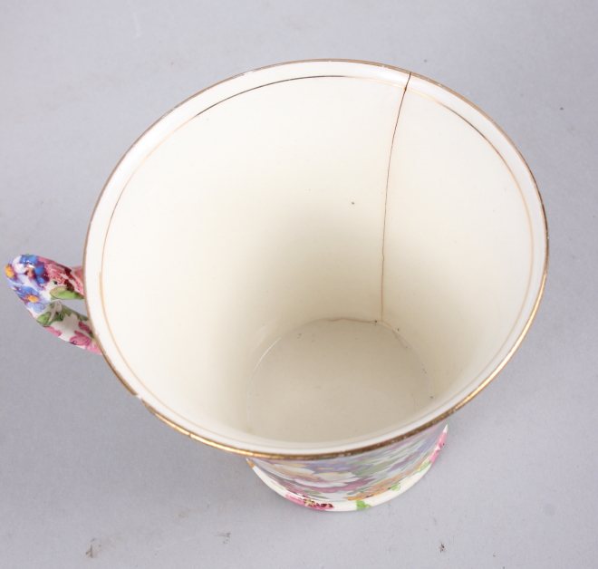 "A James Kent ""Du Barry"" pattern floral decorated part teaset - Image 3 of 3"