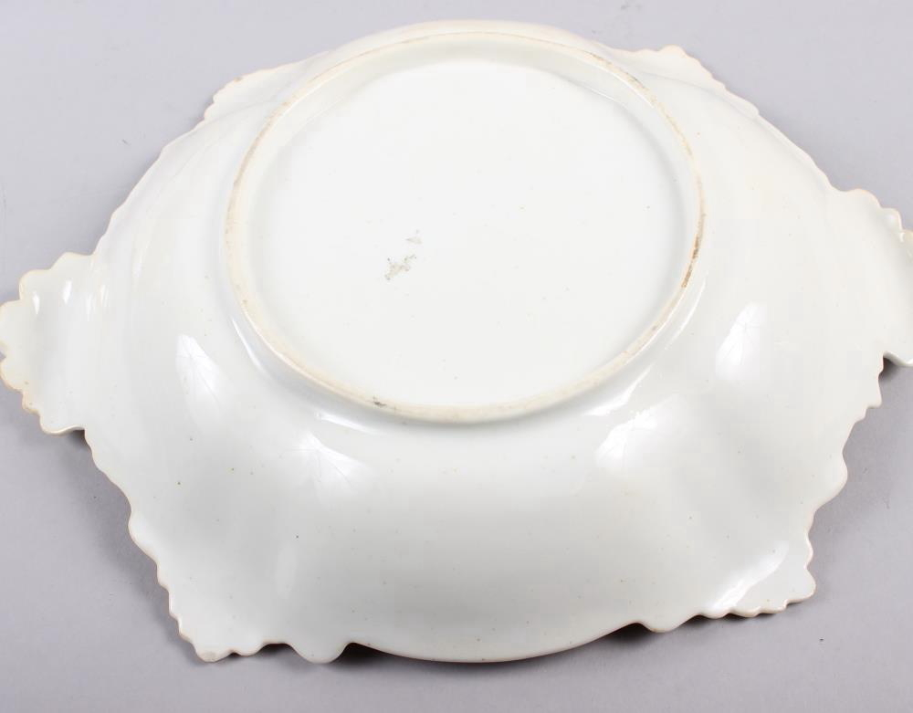A Rockingham porcelain part dessert service, comprising six plates and two dessert dishes with - Image 24 of 24
