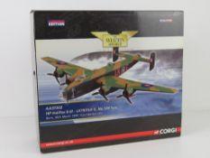 Corgi Scale Model 'The Aviation Archive'; 1:72 scale, AA37202HP Halifax B.III LK797/LK-E No.