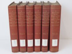 Books; A History of the Papacy from the