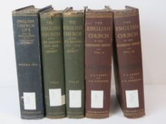Books; English Church Life from 1660-183