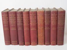 Books; A History of the English Church i