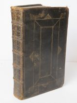 Book; The Book of Common Prayer. Leather