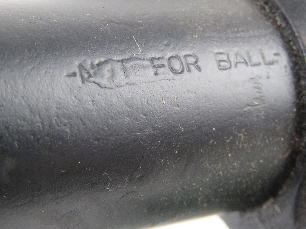 A deactivated Winchester 10 bore signal cannon W.R.A.Co, trademark registered in USA. - Image 5 of 8