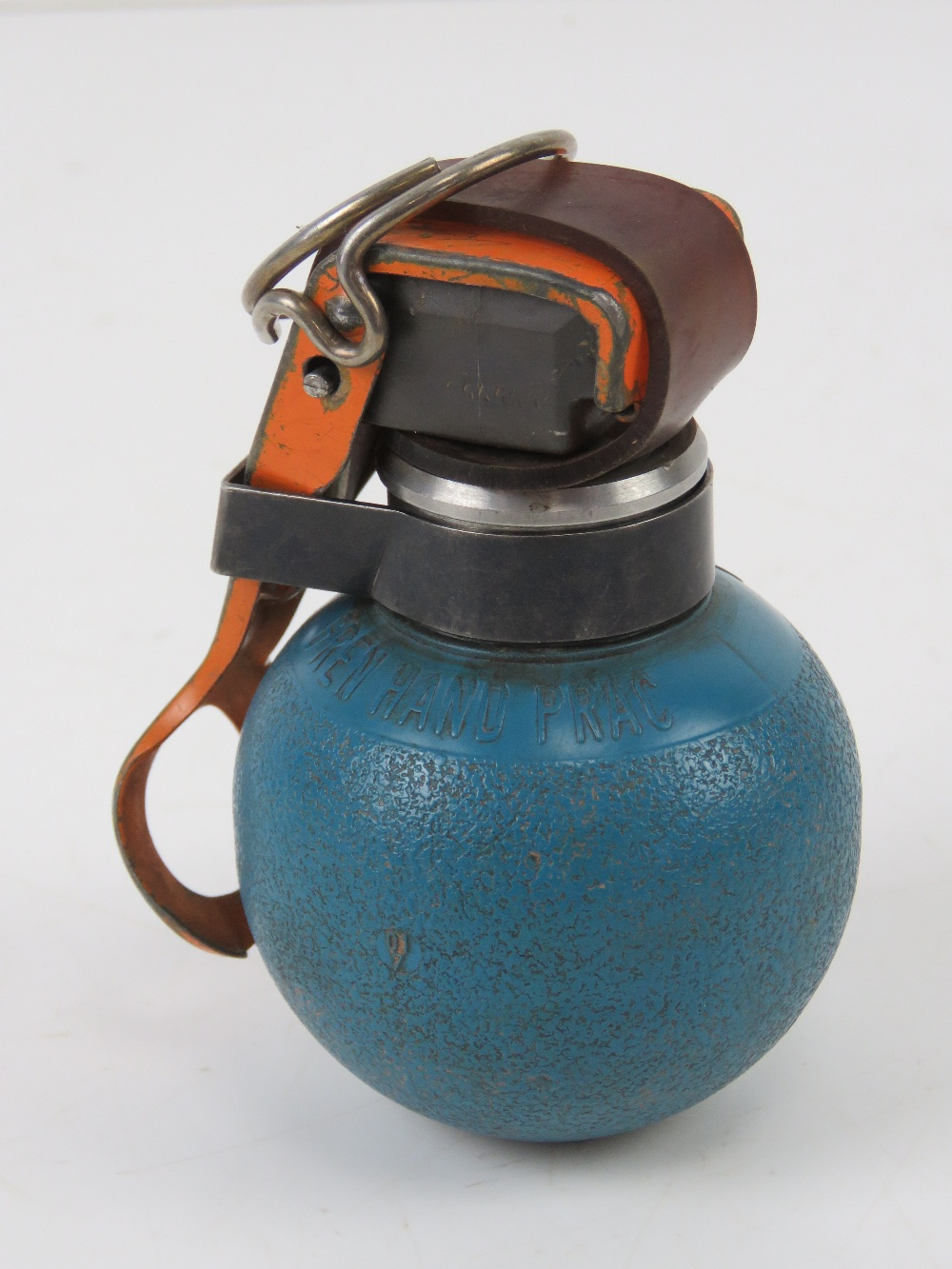 An inert British military L111 A1 B1 practice grenade. - Image 2 of 4