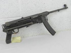 A deactivated Yugoslav M56 7.