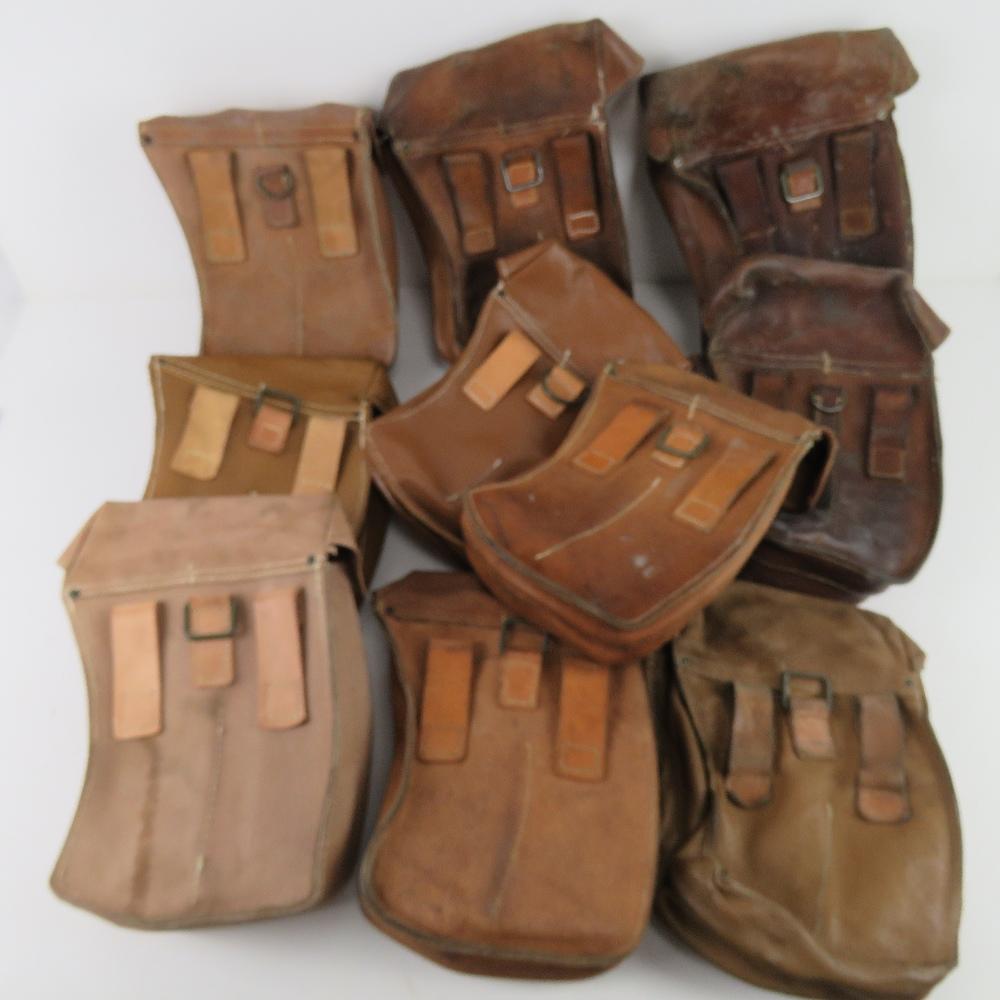 A quantity of ten VZ58 magazine pouches. - Image 4 of 4
