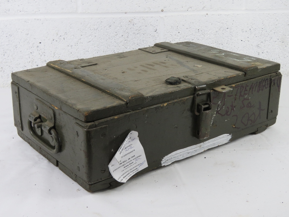 A box containing a quantity of twenty inert F1 Limonka grenades with pins and fuses. - Image 5 of 7
