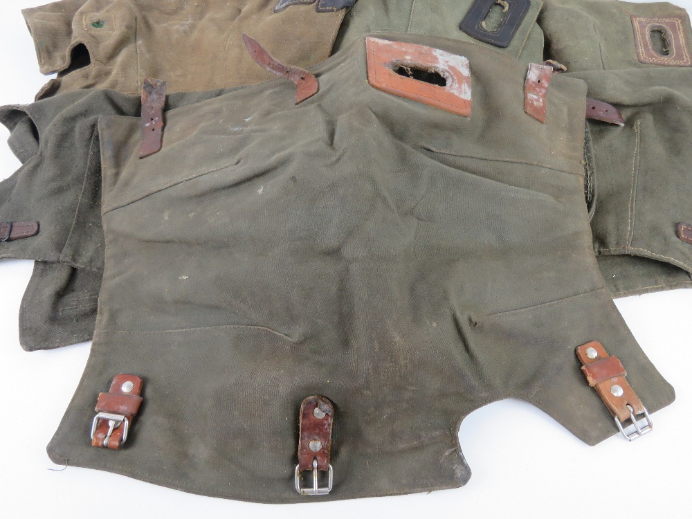 A quantity of ten WWII German MG42 breach covers. - Image 2 of 4