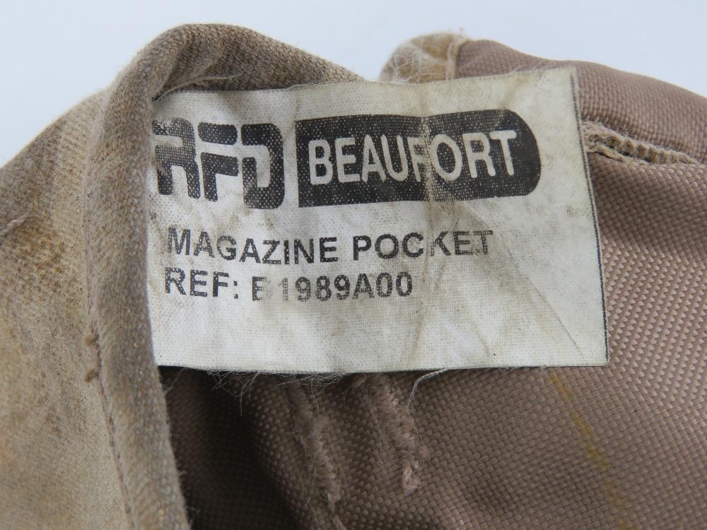 A desert camouflage magazine pocket. - Image 4 of 5