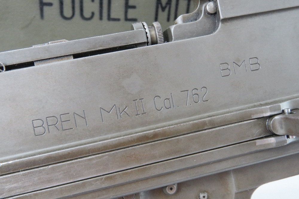 A deactivated Italian Breda Bren . - Image 2 of 14