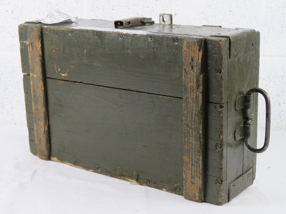 A box containing a quantity of twenty inert F1 Limonka grenades with pins and fuses. - Image 7 of 7