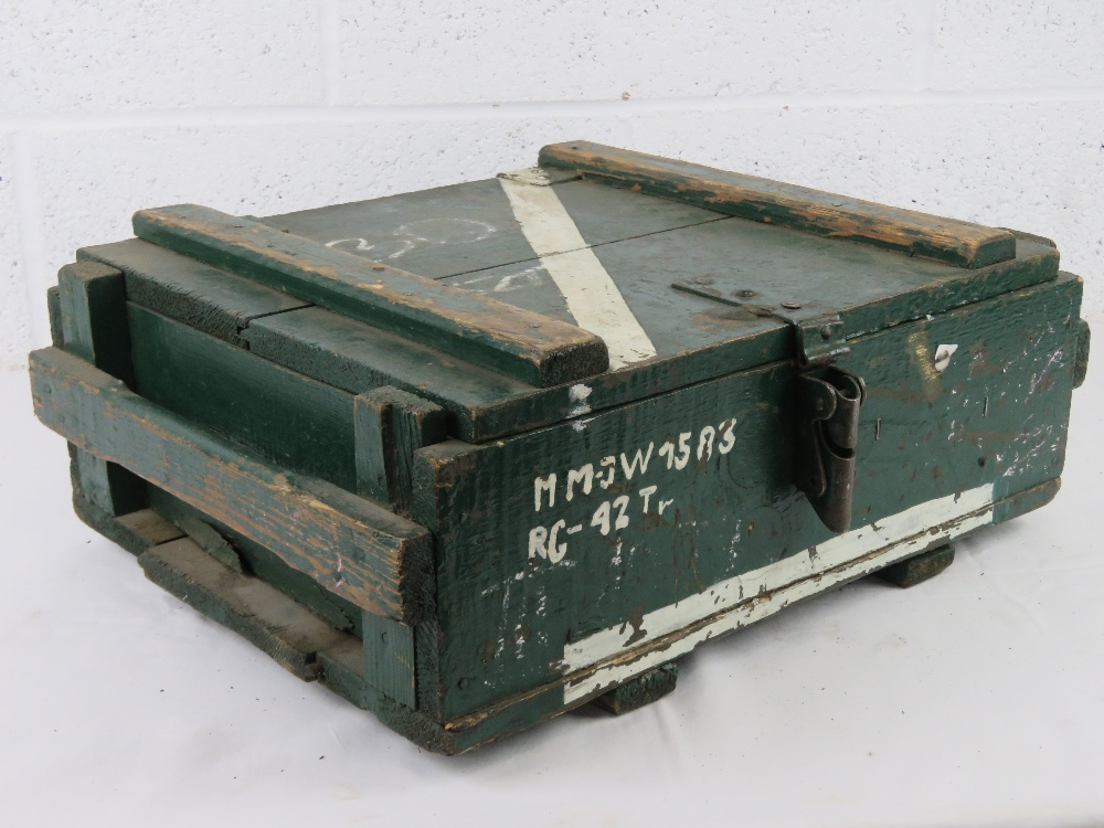 A box containing a quantity of twenty inert RG42 grenades with pins and fuses. - Image 6 of 7