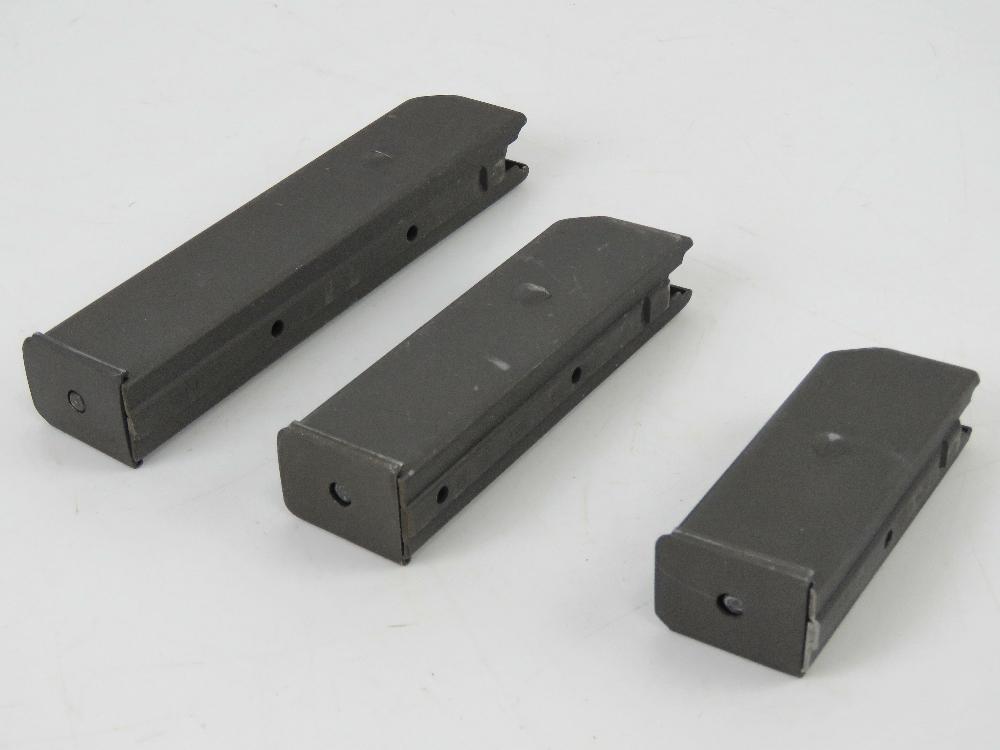 Three Beretta M38/M49 magazines; 10, 15 and 20 round. - Image 3 of 3