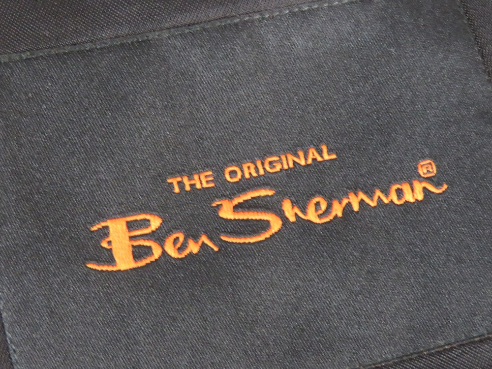 "Ben Sherman men's suit jacket, 40"" Regul - Image 4 of 4"