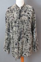 Ladies oriental pattern jacket by Kenki,