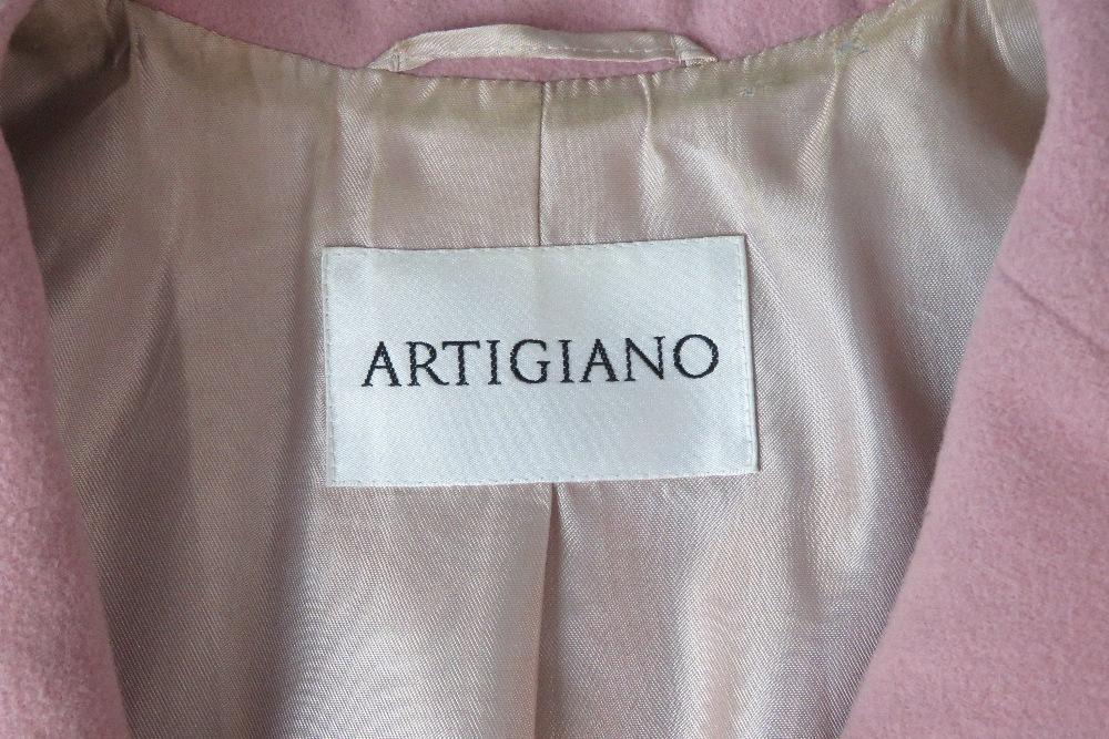 A blush pink jacket, 89% wool & 8% cashm - Image 4 of 5
