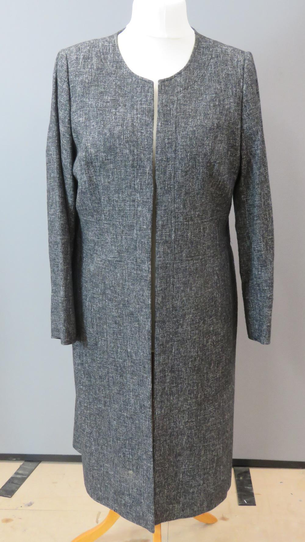 A ladies 3/4 length cotton jacket Windsm