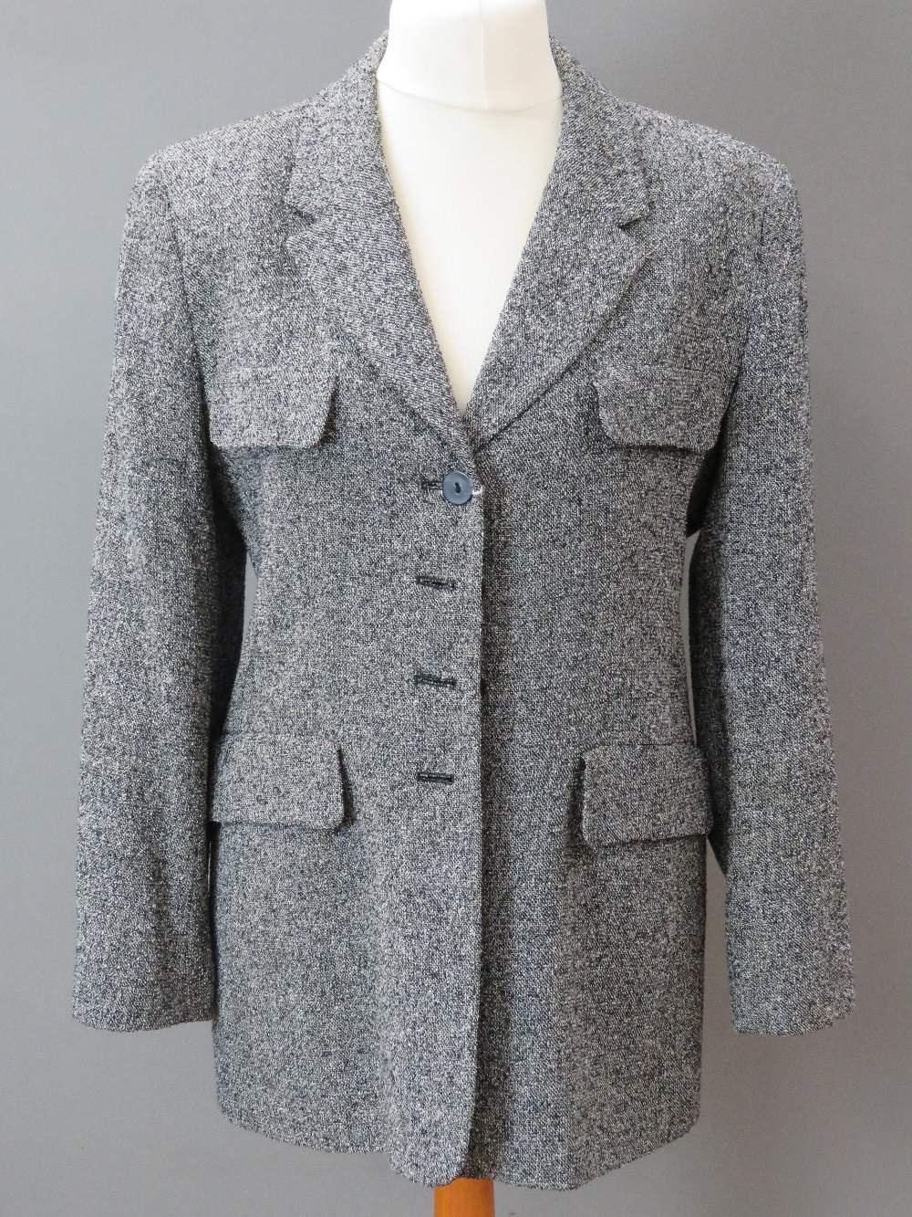 A ladies 40% wool jacket by Windsmoor. A