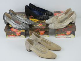 Four pairs of Brunella Italian made even