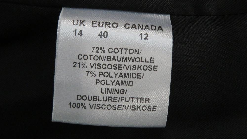 A ladies 3/4 length cotton jacket Windsm - Image 4 of 4