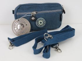 A fabric clutch bag/handbag 'as new' 18