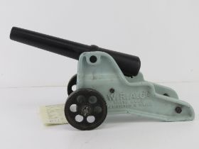 A deactivated Winchester 10 bore signal
