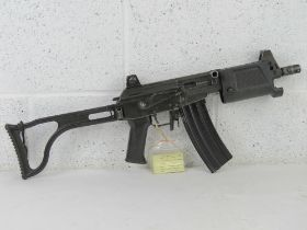 A deactivated Micro Galil 5.