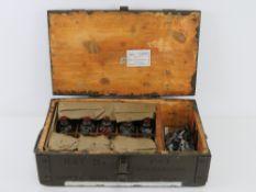 Twenty inert F1 Limonka grenades, in box